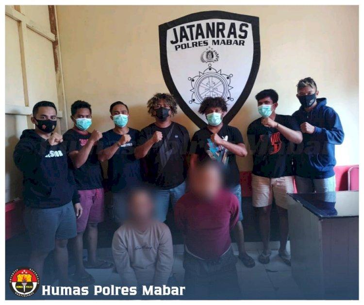 Tim Jatanras Komodo Amankan Komplotan Pencuri Lintas Provinsi Yang Beraksi Di Manggarai Barat
