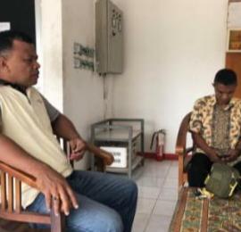Antisipasi Kelangkaan BBM, Polres Manggarai Barat Lakukan Koordinasi dengan Sejumlah SPBU di Labuan Bajo