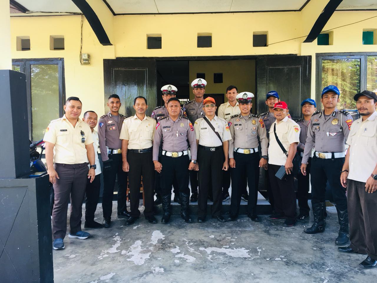 Operasi Gabungan Pemeriksaan Pajak Kendaraan Bermotor